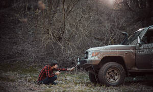 Recenze & testy: Toyota Land Cruiser GRJ76: Tak vypadá svoboda