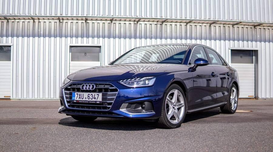Recenze & testy: Audi A4 35TDI: Prostředek efektivní přepravy
