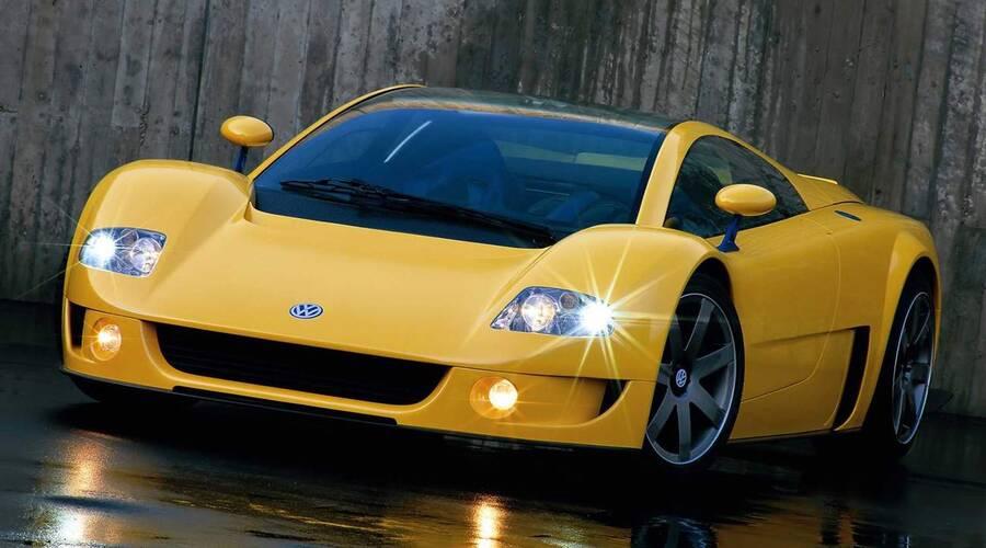 Historie: Když Volkswagen staví supersport
