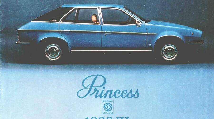 Historie: Leyland Princess: Zakletá princezna