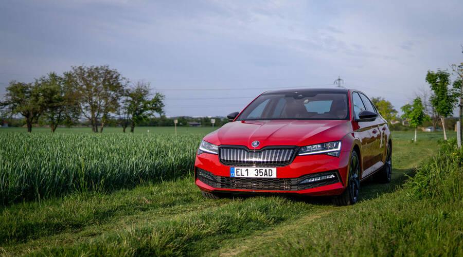 Recenze & testy: Škoda Superb iV: Spi sladce, TDI