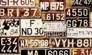 Autíčkář se ptá: Registrační značky: Pár znaků a tolik vášní