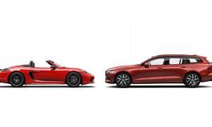 TopX: Pět aut pomalejších než rodinné Volvo