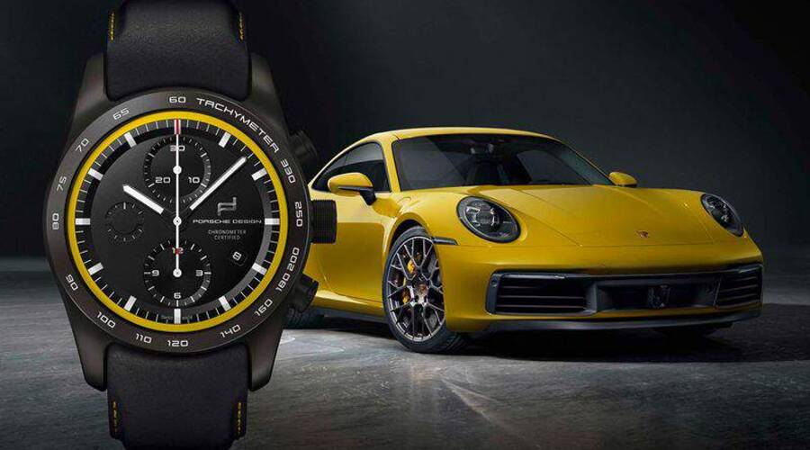 Novinky: Porsche spouští konfigurátor hodinek. Nabídne 1,5 milionu možností.