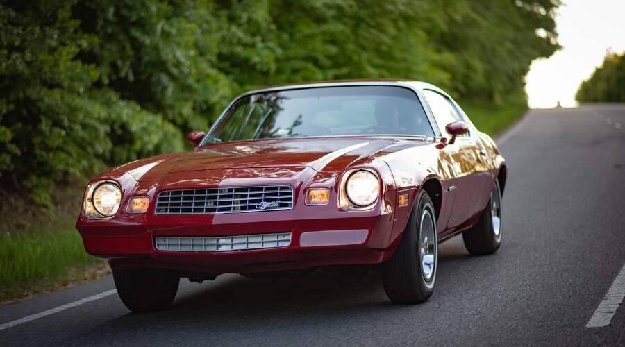 Recenze & testy: Chevrolet Camaro LT 1978: Kupé na důchod