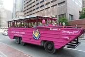 Kachní autobusy: Turistická atrakce s válečnou minulostí