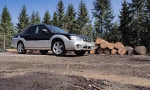 Recenze & testy: Subaru Baja: Kamarád s benefity