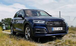 Recenze & testy: Audi Q5 55 TFSIe Quattro: Ekologie jako bonus