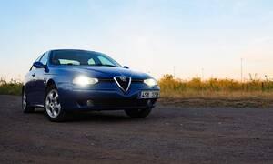 Recenze & testy: Alfa Romeo 156: Comeback