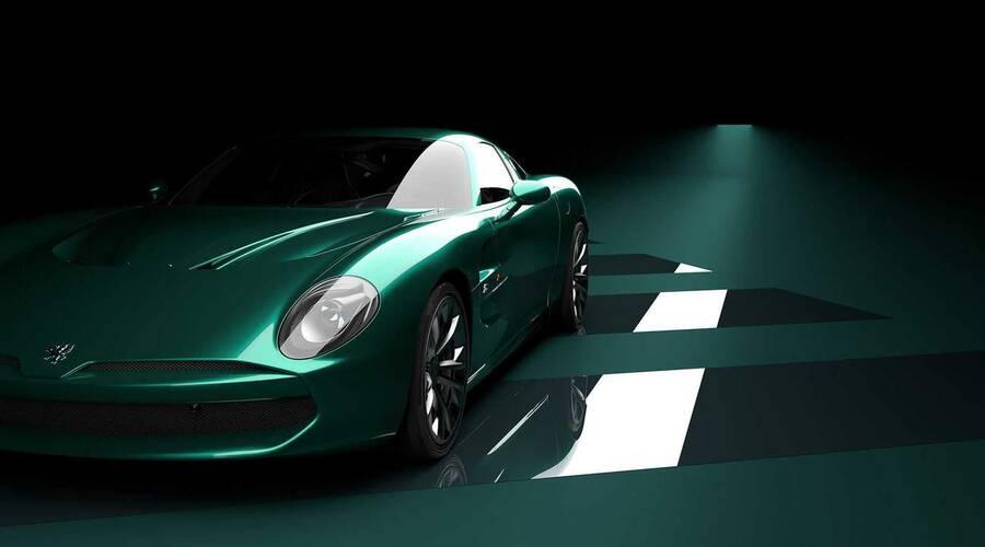 Novinky: Karosárna Zagato představuje vůz IsoRivolta GTZ. Ještě není rozprodaný, neváhejte.