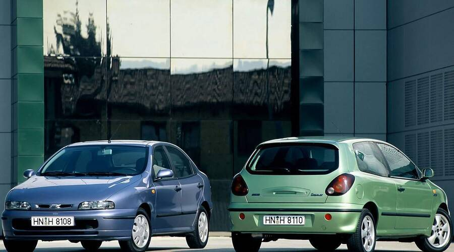 Historie: Fiat Bravo / Brava: Stylový pracant