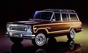 Novinky: Novinky u Jeepu: Návrat Wagoneeru a obytný Gladiator