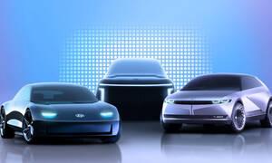 Novinky: Hyundai spouští vlastní značku elektromobilů, láká na futuristický design