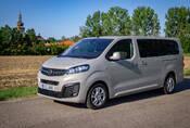 Opel Zafira Life: Omyvatelný přístroj