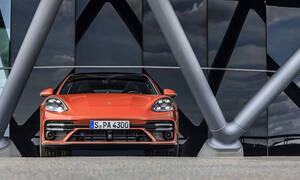 Novinky: Porsche Panamera je po faceliftu ještě silnější