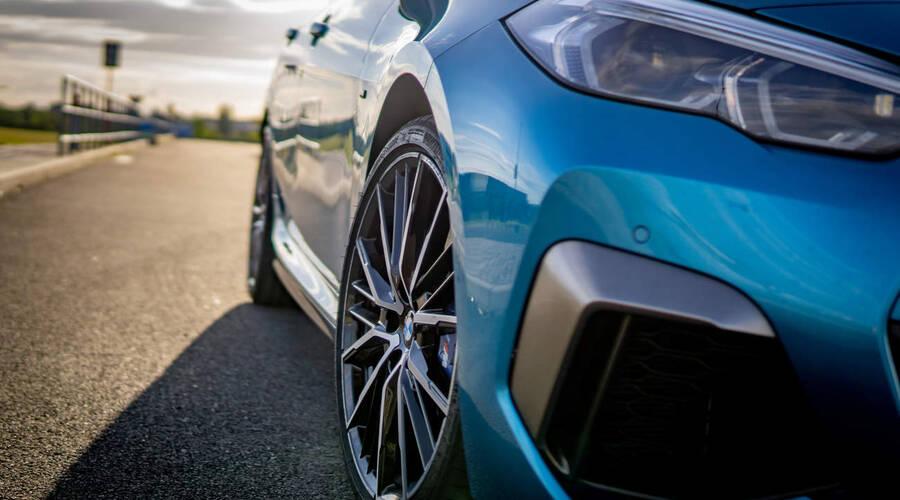 Recenze & testy: BMW M235i xDrive Gran Coupé: Takhle by to dál nešlo.