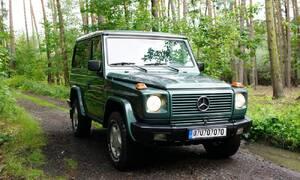 Geländewagen z devadesátek a hledání nadčasovosti
