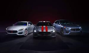Novinky: Maserati chystá nové modely i odvážné edice těch současných