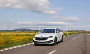 Recenze & testy: Škoda Octavia e-TEC: Takto je to v pořádku