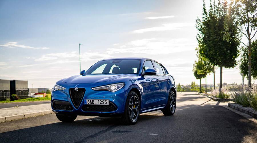 Recenze & testy: Alfa Romeo Stelvio Veloce: Čekejte nečekané