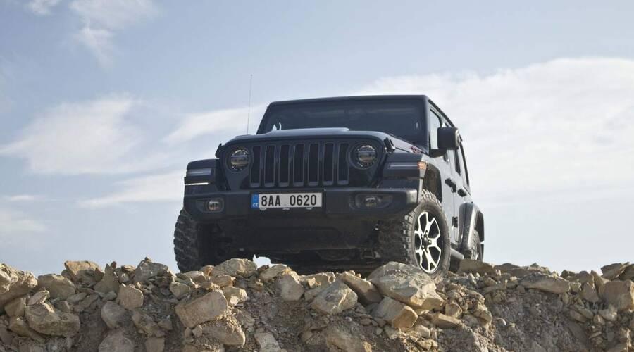Recenze & testy: Jeep Wrangler Rubicon: Jediný originál