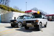 Range Rovery na cestách: Expedice Maroko, díl 1.