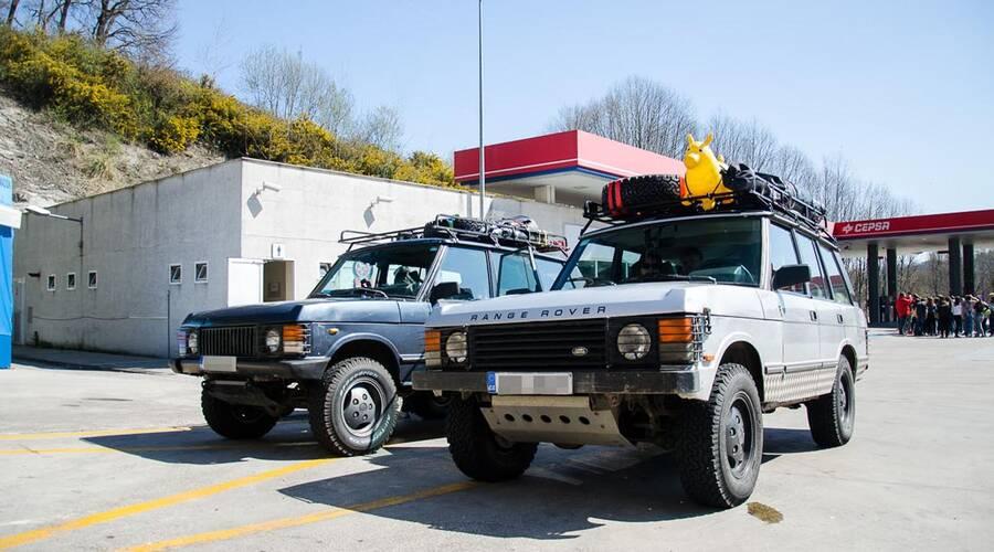 Autíčkář na cestách: Range Rovery na cestách: Expedice Maroko, díl 1.