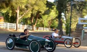 Autíčkářovy projekty, Co se kde děje?, Garážoví kutilové: CycleKarts: Splněné sny chudého petrolheada?