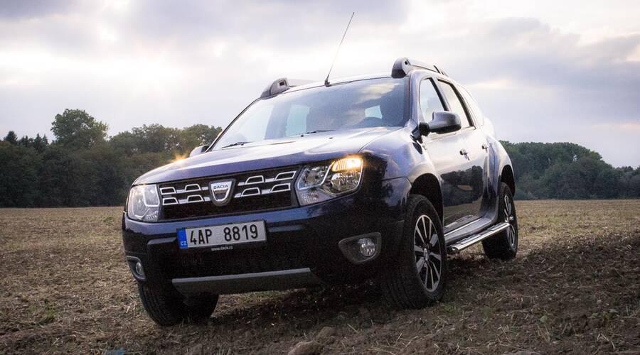 Recenze & testy: Dacia Duster 1.2 tCe 4X2: Lesník ve víru velkoměsta