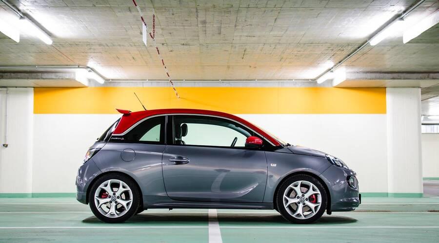 Recenze & testy: Opel Adam S: Malý městský výtečník