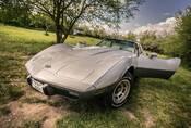 Chevrolet Corvette C3: Dva dny na sto
