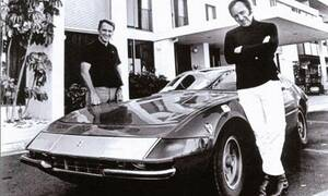 Slavní za volantem: Brock Yates a jeho Tajný závod