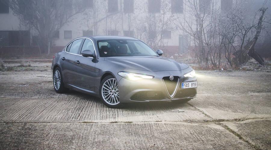 Recenze & testy: Alfa Romeo Giulia Super 2.2 Diesel: Italská renesance?