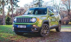 Recenze & testy: Jeep Renegade: Offroad (nejen) do města