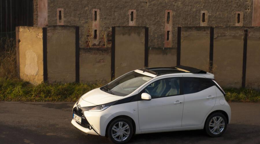 Recenze & testy: Toyota Aygo: Motoristovo minimální řešení