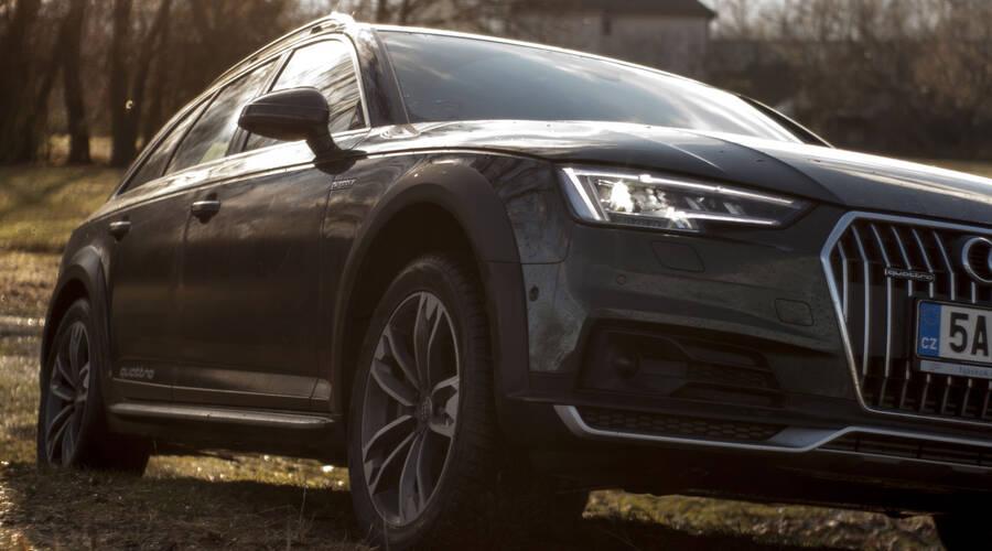 Recenze & testy: Audi A4 Allroad 3.0 TDI: Všestranné řešení