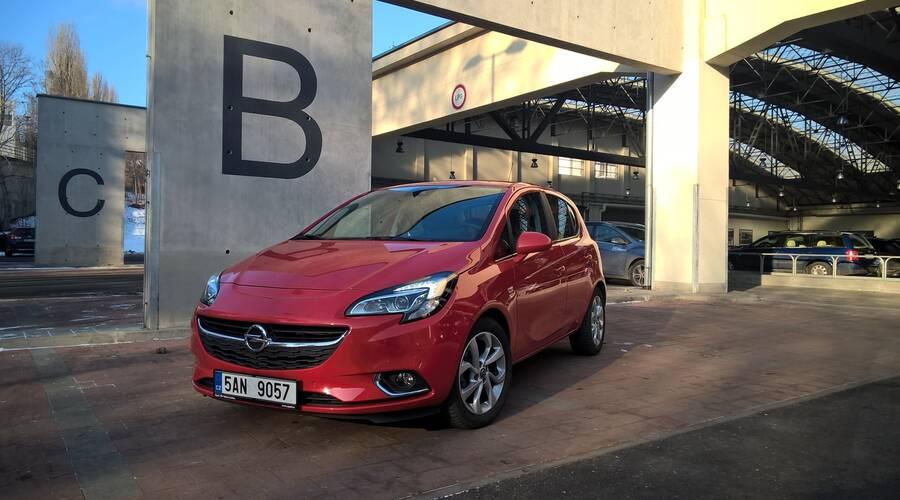 Recenze & testy: Opel Corsa - Otázka života a smrti