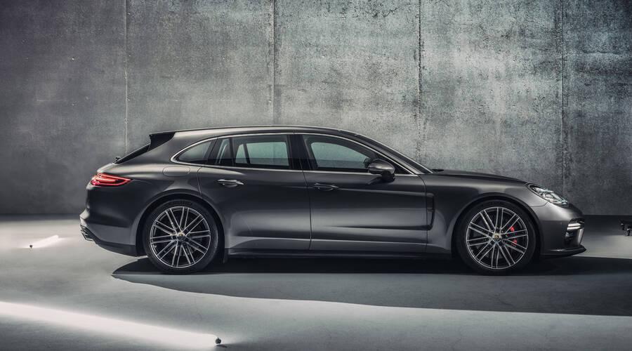 Novinky: Přichází Porsche v naftě a kombíku aneb první Panamera, která není ošklivá