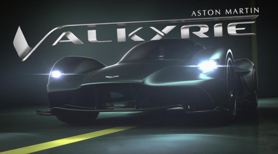 Novinky: Hypersport od Astonu a Red Bullu má jméno Valkýra