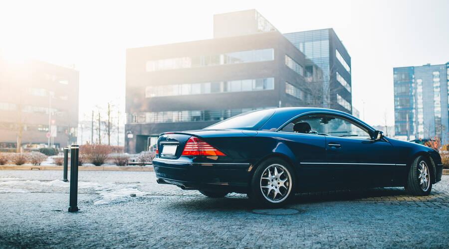 Recenze & testy: Mercedes-Benz CL500: Mafiánův služebák