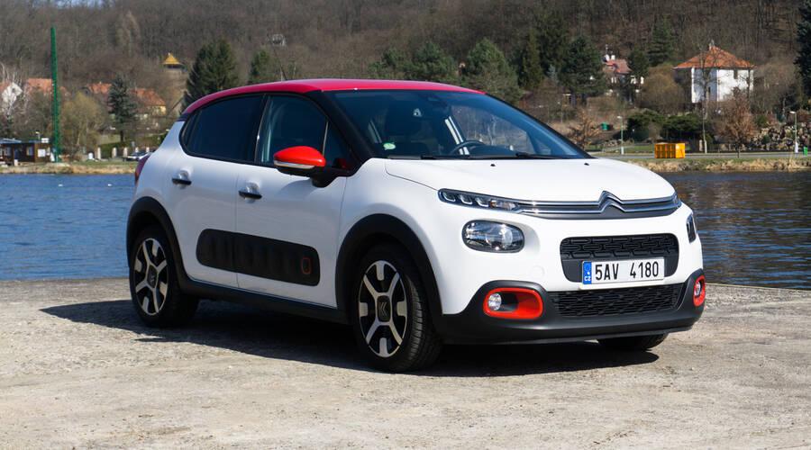 Recenze & testy: Citroën C3 - radost na kolečkách