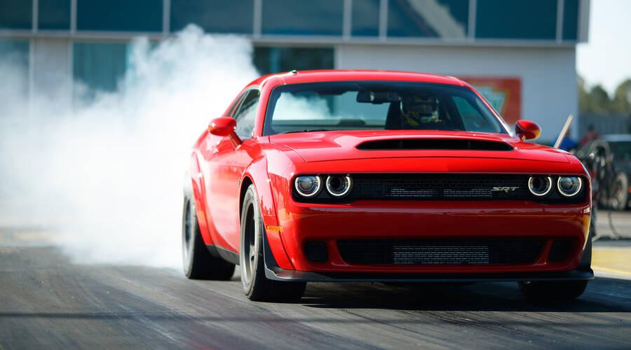 Představujeme: Dodge Demon je venku a je tak extrémní, jak jen může být