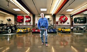 Slavní za volantem: Jim Glickenhaus: Od sběratele k výrobci supersportů