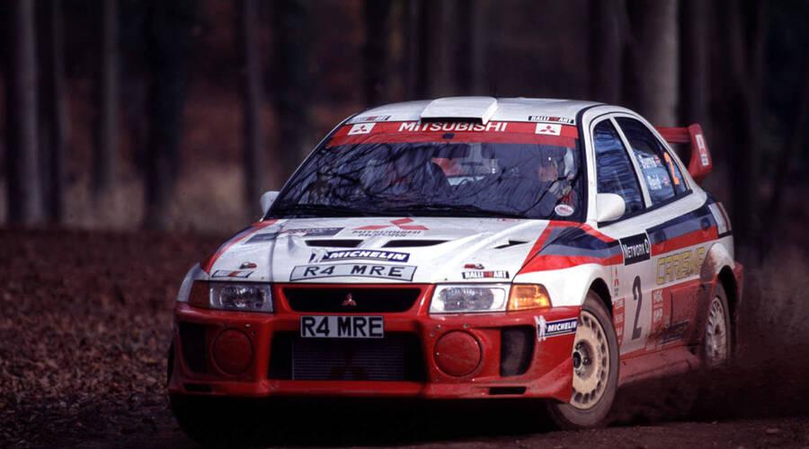 Historie: Britská rally 1998: Drama až do úplného konce.