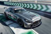Mercedes-AMG GT4: I ty se staň závodníkem!