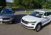 Škoda Kodiaq vs. Peugeot 5008: Rozum proti pocitům