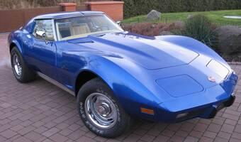 Chevrolet Corvette C 3 targa 1976
