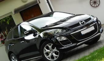 Mazda CX-7  2.2 MZR 127 KW DIESEL 4X4  2010