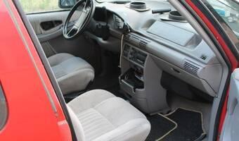 Pontiac Trans Sport  1993
