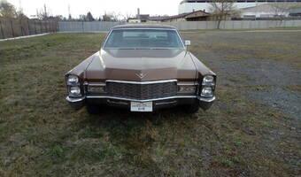 Cadillac deVille Coupé 7735cm 1968 1968